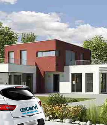 Ascervi mini ascenseur pour maison individuelle for Ascenseur maison individuelle