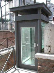mini-ascenseur à domicile