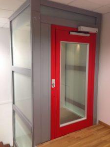 mini-ascenseur pour particulier